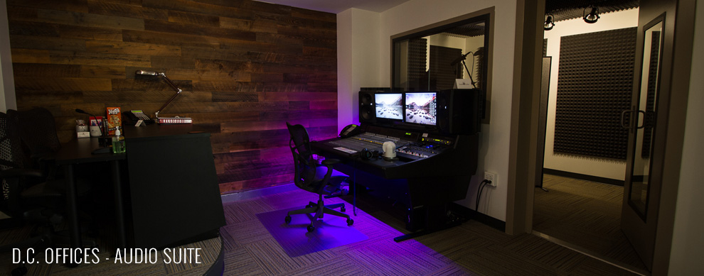 DC Offices - Audio Suite