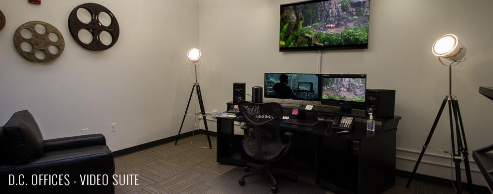 DC Offices - Video Suite