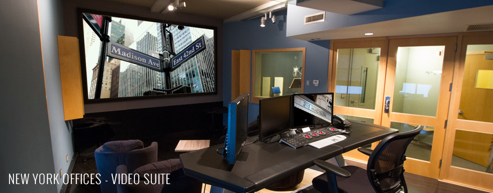 New York Offices - Video Suite
