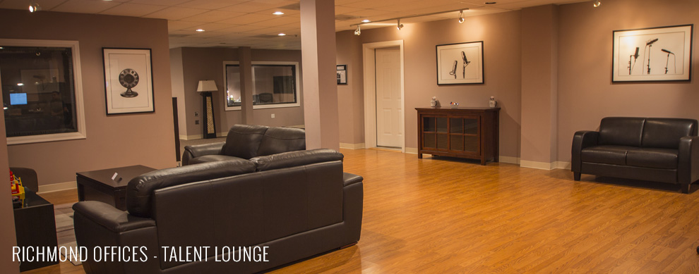 Richmond Offices - Talent Lounge