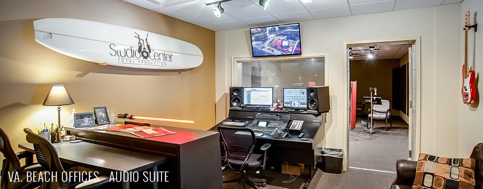 Va. Beach Offices - Audio Suite