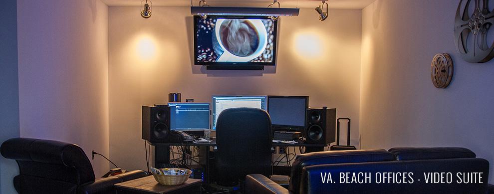 Va. Beach Offices - Video Suite
